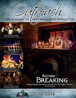 Past Outreach Newsletter Editions - July 2014