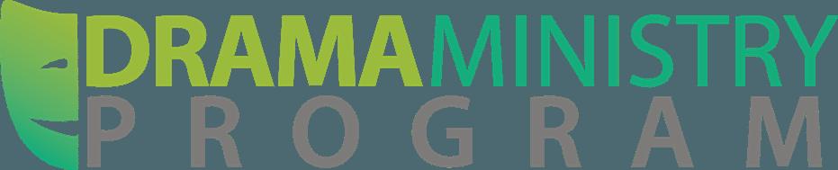 Drama Ministry Program - Logo