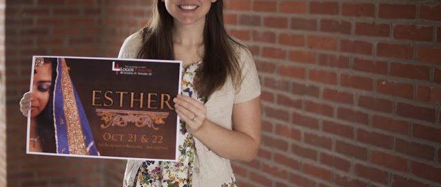 Rachel Esther Most Beloved Bible Story Returns!