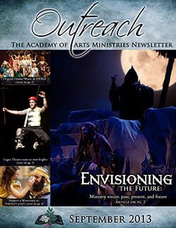 Past Outreach Newsletter Editions - September 2013