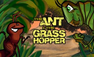 The Ant and The Grasshopper Drama Camp