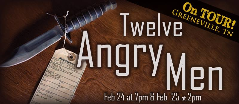 12 Angry Men On Tour