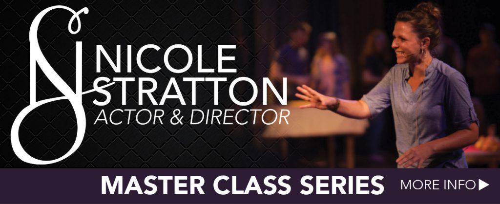 Nicole Stratton Master Class Series