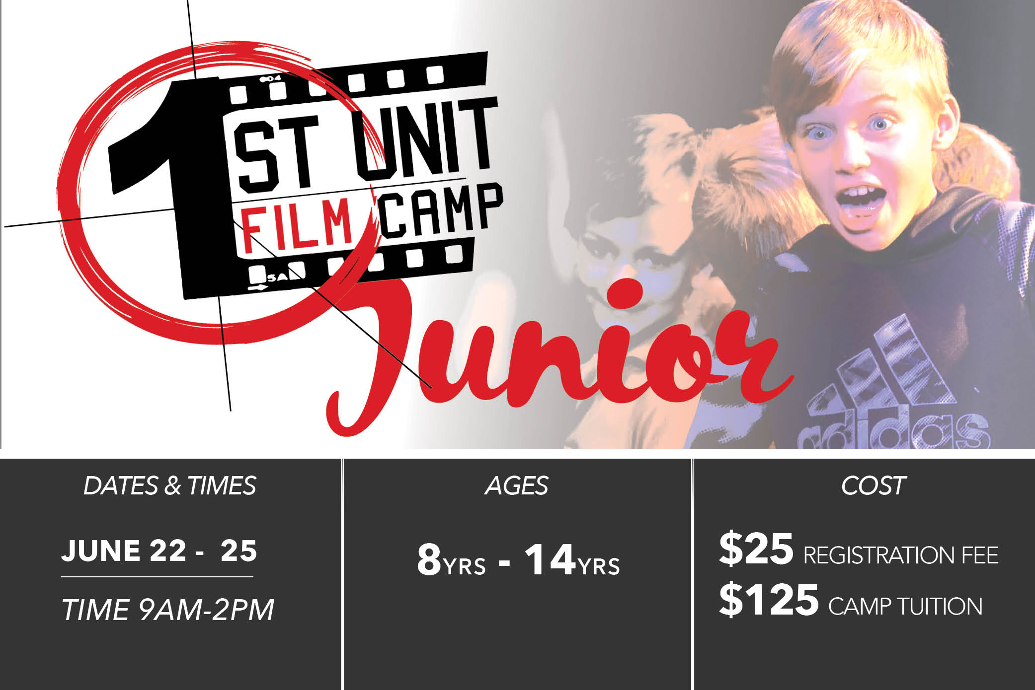 Venture Films' First Unit Film Camp Photo